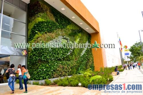 Jardines verticales jardiner a urbana for Jardines verticales alicante
