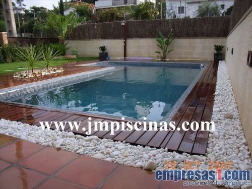 Jm piscinas sabadell for Piscina 7x3